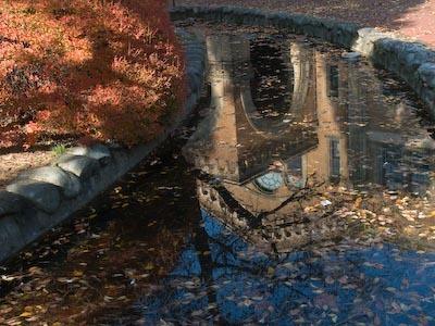 前へ 次へ 出典  一橋大学のキャンパス風景写真